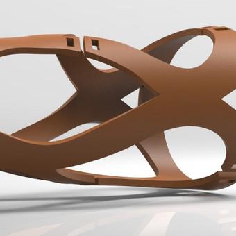 3D modeliavimas, spausdinimas, vizualizacijų kūrimas / Gintarė Černiauskaitė / Darbų pavyzdys ID 71361