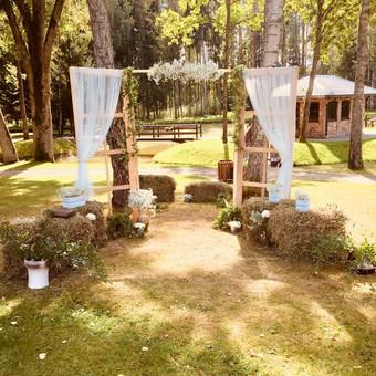 Vestuvių planuotoja, dekoratorė, koordinatorė / Ir Ideas / Darbų pavyzdys ID 493519