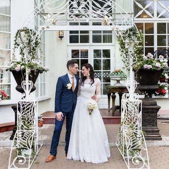 Vestuvių planuotoja, dekoratorė, koordinatorė / Ir Ideas / Darbų pavyzdys ID 493557