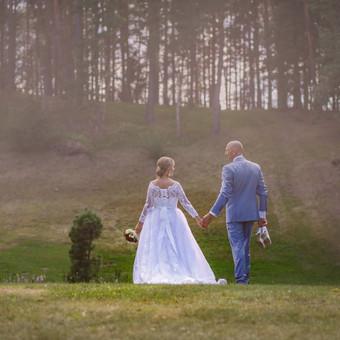 Vestuvių planuotoja, dekoratorė, koordinatorė / Ir Ideas / Darbų pavyzdys ID 493559