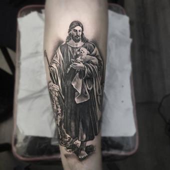 Profesionalios tattoo tik žinantiems, ko nori. / Evaldas(Mantikora) / Darbų pavyzdys ID 493873