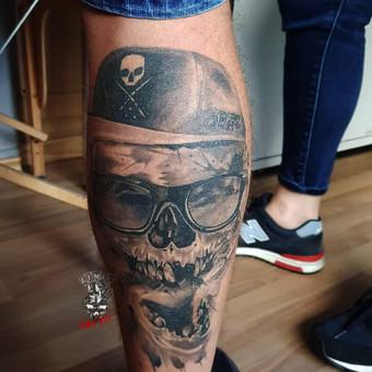 Tatuiruotės, tatuiruočių salonas / Linas Zlatkus / Darbų pavyzdys ID 494143