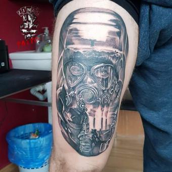 Tatuiruotės, tatuiruočių salonas / Linas Zlatkus / Darbų pavyzdys ID 494161
