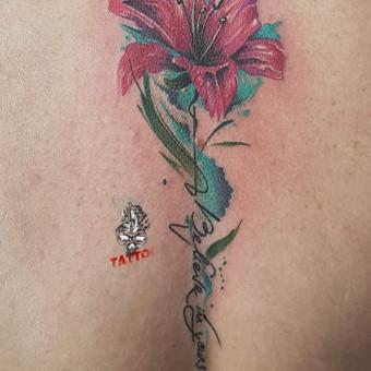 Tatuiruotės, tatuiruočių salonas / Linas Zlatkus / Darbų pavyzdys ID 494163
