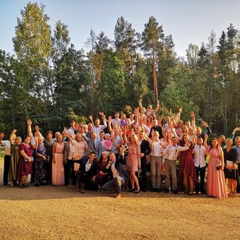 Renginių Vedėjas, Organizatorius - Visoje Lietuvoje!!! LT-EN / Rokas Kaupelis / Darbų pavyzdys ID 494505