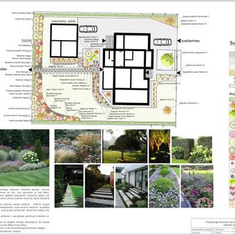 Aplinkos projektavimas, konsultavimas / Viktorija / Darbų pavyzdys ID 494793