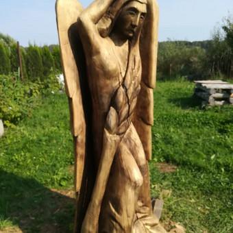 Skulptorius , meno kūrėjo statusas 2005 / Remigijus Šležas / Darbų pavyzdys ID 494921