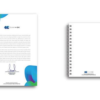 Logotipų, pakuotės ir firminio stiliaus kūrimas / Deividas / Darbų pavyzdys ID 494941