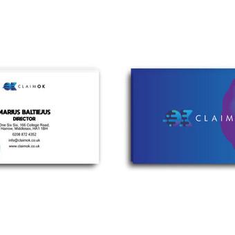 Logotipų, pakuotės ir firminio stiliaus kūrimas / Deividas / Darbų pavyzdys ID 494943