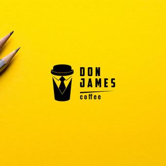 Logotipų, pakuotės ir firminio stiliaus kūrimas / Deividas / Darbų pavyzdys ID 494967