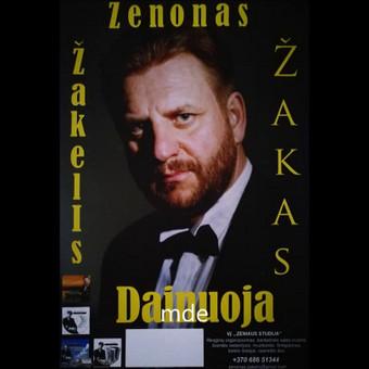 """Z. Žakelis - Žakas Profesonalus muzikantas, renginių vedėjas / VšĮ """"Zeniaus studija"""" / Darbų pavyzdys ID 495369"""