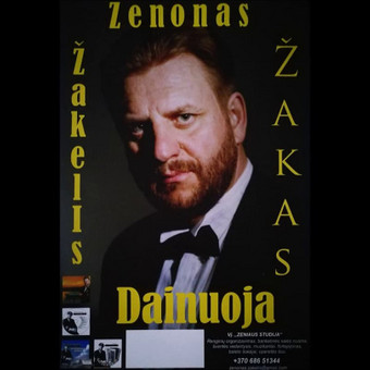 """Z. Žakelis - Žakas Profesonalus muzikantas, renginių vedėjas / VšĮ """"Zeniaus studija"""" / Darbų pavyzdys ID 495371"""