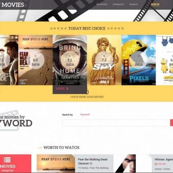 Modifikuotas DLE TVS, pritaikytas puslapiui kuris transliuos vaizdo medžiagą. Demo: http://www.alotmovies.net/ Tarp atliktų modifikacijų yra tokios kaip: patogus serialų talpinimas, automatiška ...