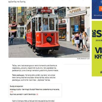 Rinkodaros specialistė, tekstų kūrėja LT ir EN / Jelena Kirpa / Darbų pavyzdys ID 495897