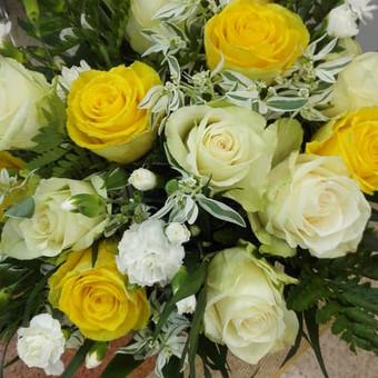 Gėlių pristatymas Visoje Lietuvoje / Gėlių Fėja / Darbų pavyzdys ID 496163