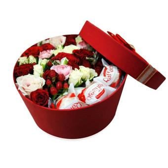 Gėlių pristatymas Visoje Lietuvoje / Gėlių Fėja / Darbų pavyzdys ID 496183