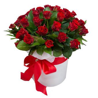 Gėlių pristatymas Visoje Lietuvoje / Gėlių Fėja / Darbų pavyzdys ID 496193