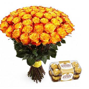 Gėlių pristatymas Visoje Lietuvoje / Gėlių Fėja / Darbų pavyzdys ID 496207