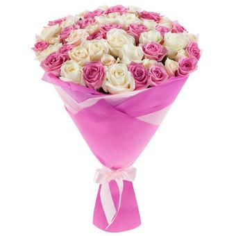 Gėlių pristatymas Visoje Lietuvoje / Gėlių Fėja / Darbų pavyzdys ID 496221