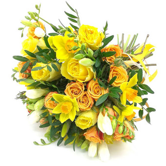 Gėlių pristatymas Visoje Lietuvoje / Gėlių Fėja / Darbų pavyzdys ID 496241