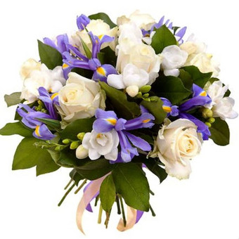 Gėlių pristatymas Visoje Lietuvoje / Gėlių Fėja / Darbų pavyzdys ID 496249