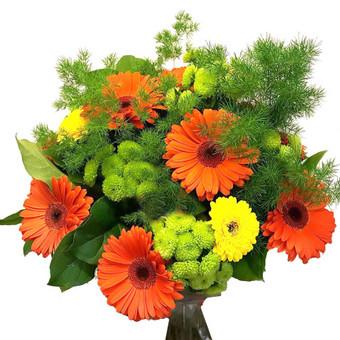 Gėlių pristatymas Visoje Lietuvoje / Gėlių Fėja / Darbų pavyzdys ID 496261