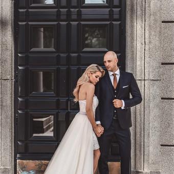 Vestuvinių ir proginių suknelių siuvimas ir taisymas / Larisa Bernotienė / Darbų pavyzdys ID 496295