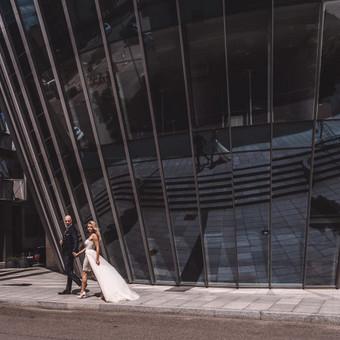 Vestuvinių ir proginių suknelių siuvimas ir taisymas / Larisa Bernotienė / Darbų pavyzdys ID 496297