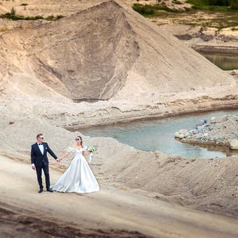 Spalvinga vestuvinė fotografija Fotorama / Dalia / Darbų pavyzdys ID 496403
