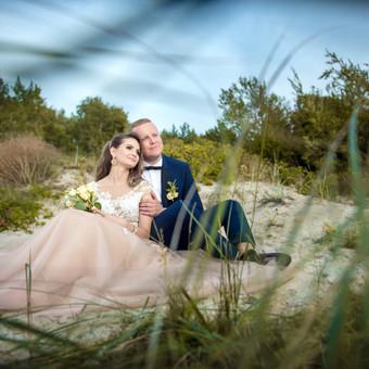 Spalvinga vestuvinė fotografija Fotorama / Dalia / Darbų pavyzdys ID 496405