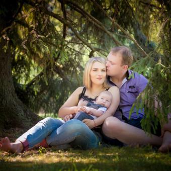 Spalvinga vestuvinė fotografija Fotorama / Dalia / Darbų pavyzdys ID 496419