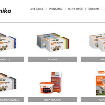 #1 Interneto svetainių, bei parduotuvių kūrimas,  SEO / Jonas Urbonas / Darbų pavyzdys ID 496909