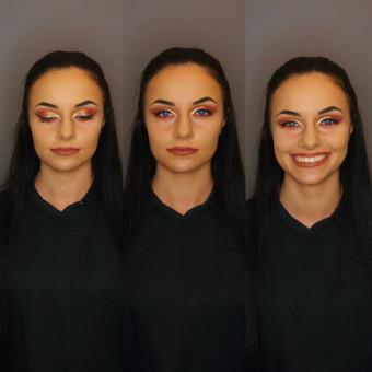 Makiažas su veido pilingu tik 30eur! / Greta Ežerskienė / Darbų pavyzdys ID 496955