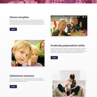 100zuikiu.lt - reprezentacinės interneto svetainės atnaujinimas bei nuolatiniai priežiūros darbai.