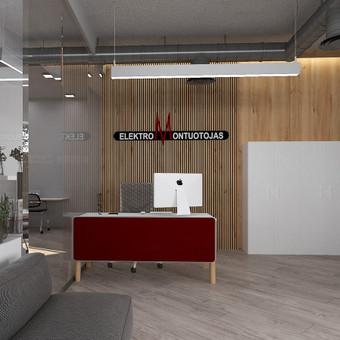 3D vizualizacijų rengimas/3D planai/interjero projektavimas / Agnė / Darbų pavyzdys ID 498097
