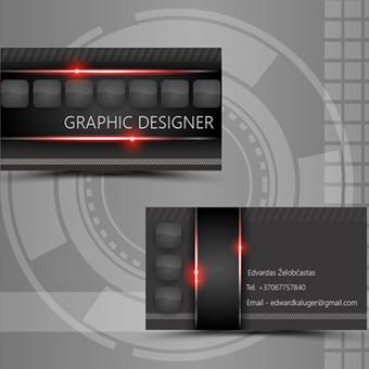 Grafikos dizaineris / Edvardas Želobčastas / Darbų pavyzdys ID 498263