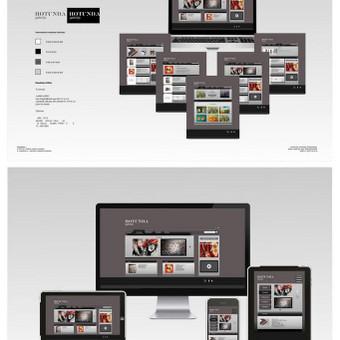 Grafikos dizaineris / Edvardas Želobčastas / Darbų pavyzdys ID 498267