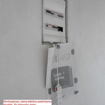Elektros instal. darbai ir projektavimas / Tomas Kalinauskas / Darbų pavyzdys ID 499395