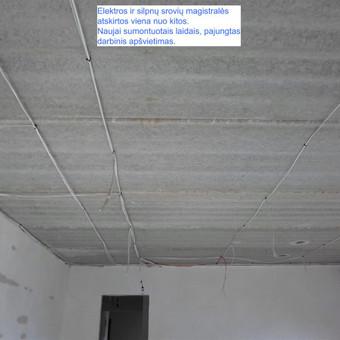 Elektros instal. darbai ir projektavimas / Tomas Kalinauskas / Darbų pavyzdys ID 499399