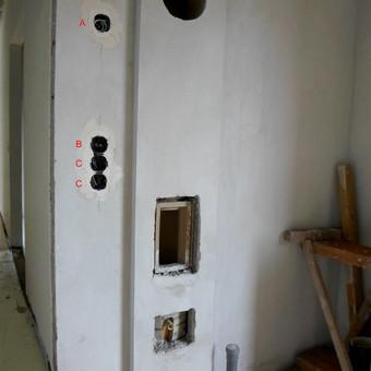 Elektros instal. darbai ir projektavimas / Tomas Kalinauskas / Darbų pavyzdys ID 499415