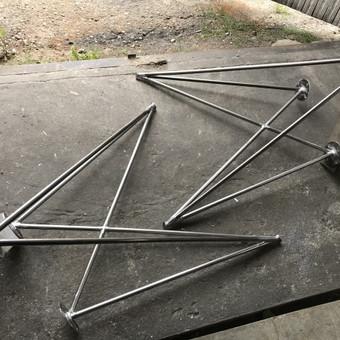 Metalo gaminiai, suvirintojas / Marius Vyšniauskas / Darbų pavyzdys ID 499549