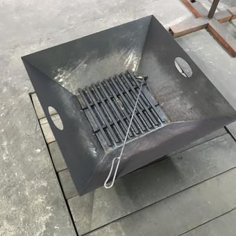 Metalo gaminiai, suvirintojas / Marius Vyšniauskas / Darbų pavyzdys ID 499561