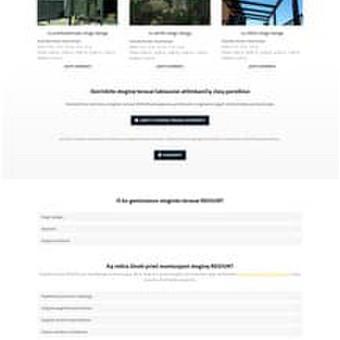 Atnaujinant gampre.com svetainę daugiausiai dėmesio buvo skirta prekių puslapiams, kad buvusį vientisą tekstą išskaidyti į atskirus blokus, taip padedant lankytojams greičiau susipažinti su ...