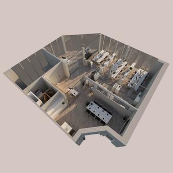 3D vizualizacijų rengimas/3D planai/interjero projektavimas / Agnė / Darbų pavyzdys ID 500073