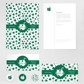 Grafikos dizaineris / Kornelija Jociūtė / Darbų pavyzdys ID 500111