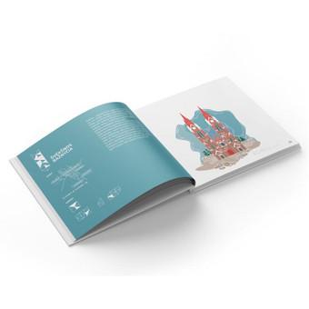 Grafikos dizaineris / Kornelija Jociūtė / Darbų pavyzdys ID 500123
