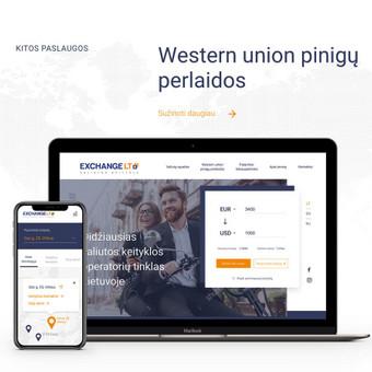 Penktadieniškai gražus web dizainas / Not Monday / Darbų pavyzdys ID 500177