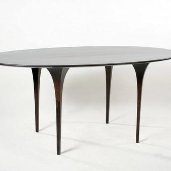 Valgomojo stalas STABILUS , ilgis 2 m, plotis 1 m .