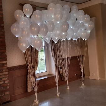 Vestuvinė atributika, puokštės, balionai / Agava gėlių studija / Darbų pavyzdys ID 501359