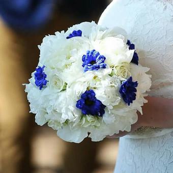 Vestuvinė atributika, puokštės, balionai / Agava gėlių studija / Darbų pavyzdys ID 501363